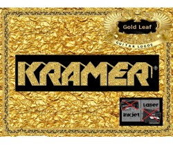 Kramer Guitar Decal 14g