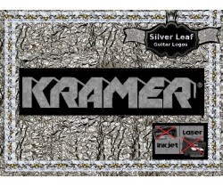Kramer Guitar Decal 14s
