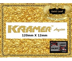 Kramer American Guitar Decal #55g