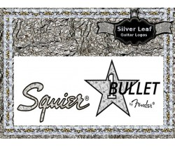 Squier Bullet Guitar Decal #62s