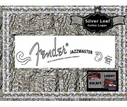 Fender Jazzmaster Guitar Decal #66s
