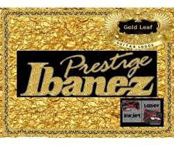 Ibanez Prestige Guitar Decal 7g