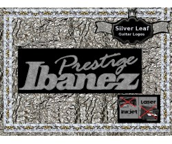 Ibanez Prestige Guitar Decal 7s